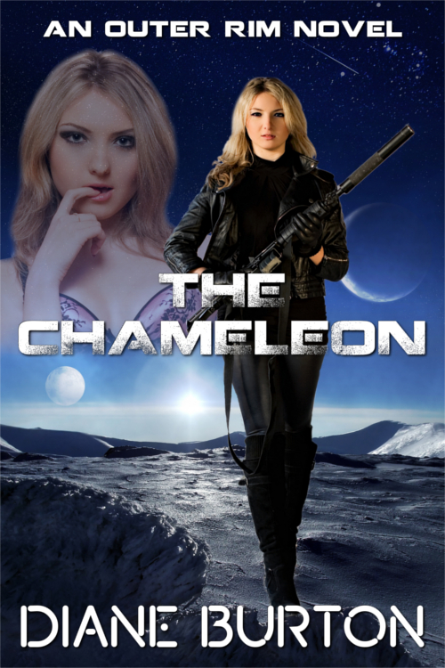 The Chameleon Cover - 750