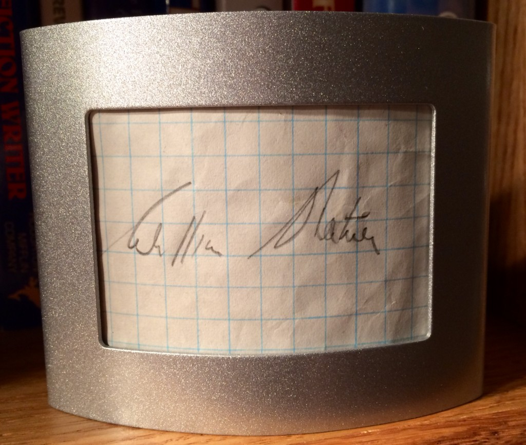 Wm Shatner Autograph
