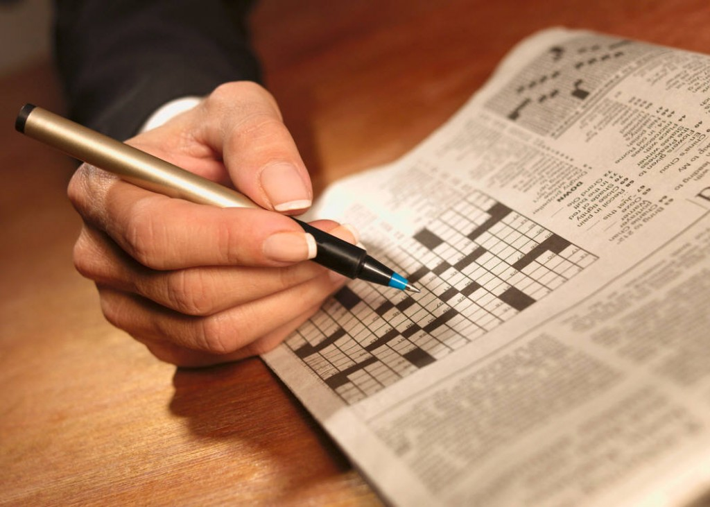 Newspaper Crossword 1