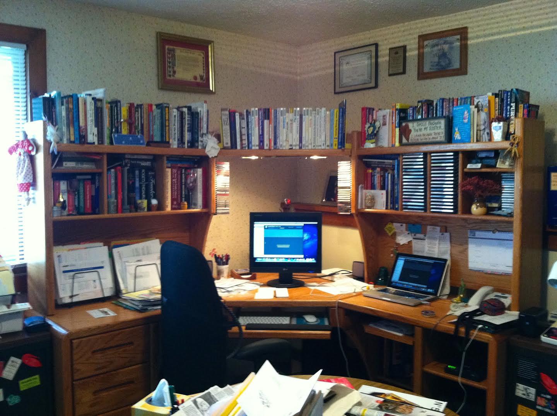 A Desk Is A Desk Is A Desk 187 Jolana Malkston