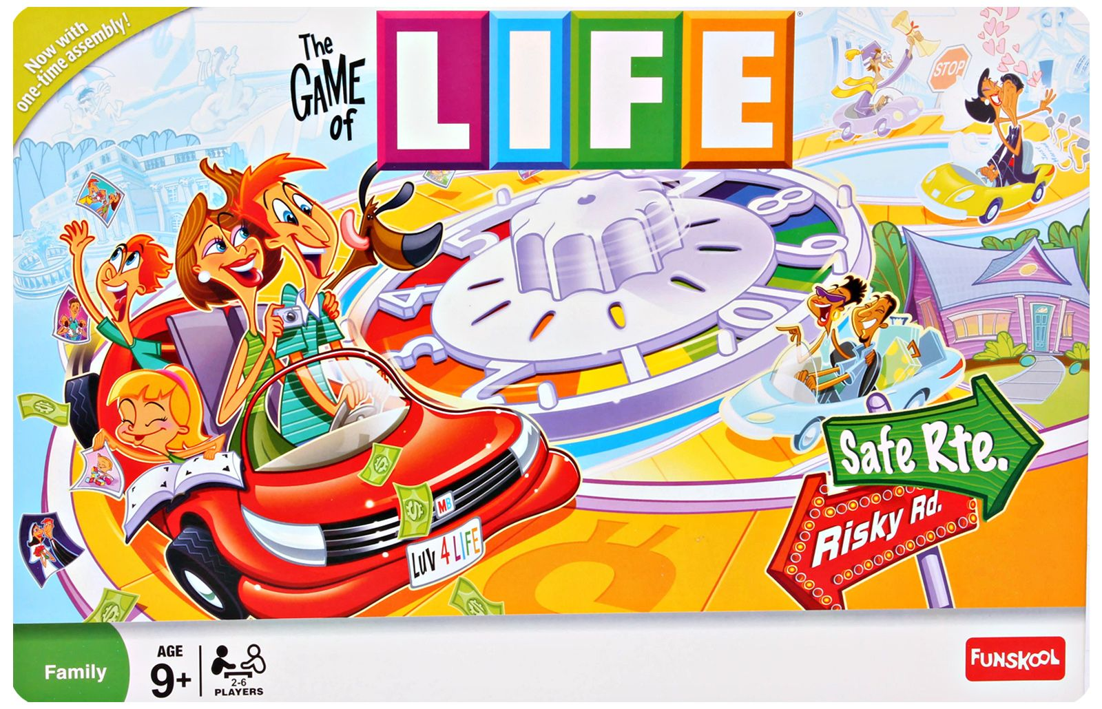 Game Of Life Online Board Game