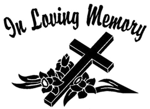 In Loving Memory 1