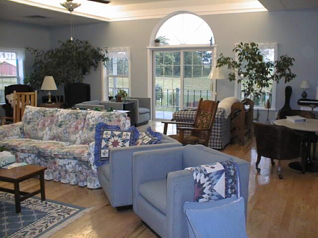 Lily Hill Farm - Class Room