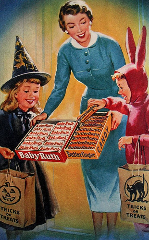 retro-trick-or-treat